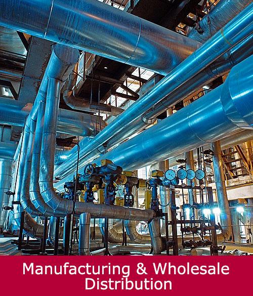 Manufacturing & Wholesale Distribution
